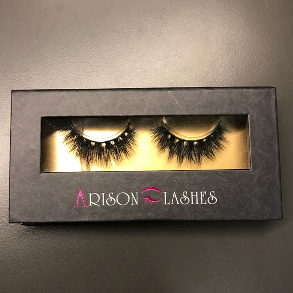 1e560ecf1ee Arison Makeup   3d 100 Mink Mykonos False Eyelashes Lashes   Poshmark